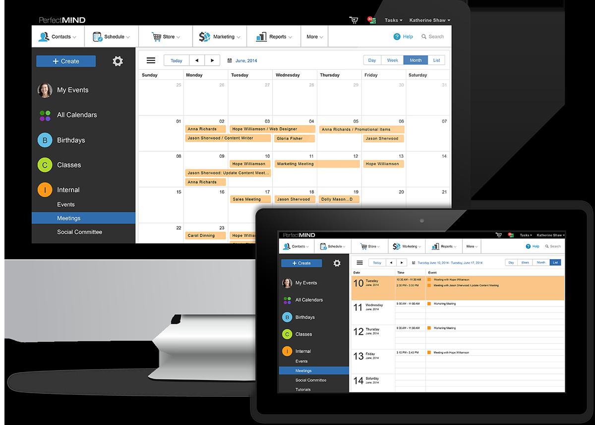 Online Class Booking Software