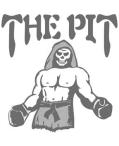 John Hackelman, The Pit Logo