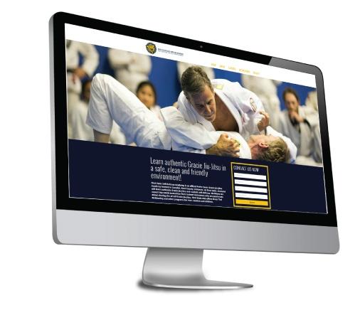 Martial Arts Websites Services